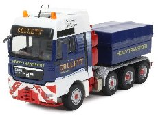 "MAN TGX XXL Heavy Haulage Tractor ""Collett"""