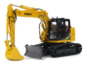 Kobelco ED160 Tracked Excavator (Yellow)