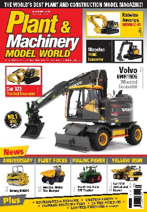 Plant & Machinery Model World (July/August 2018)